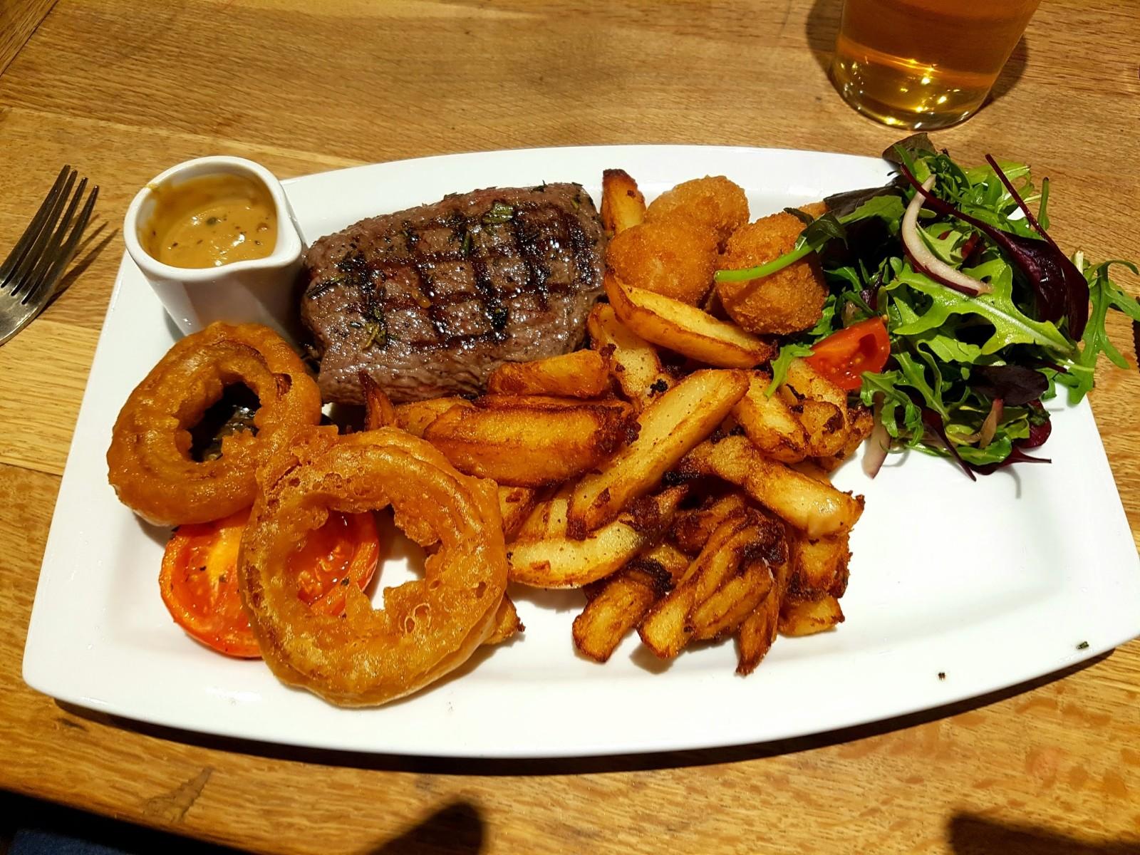 16oz Rump Steak