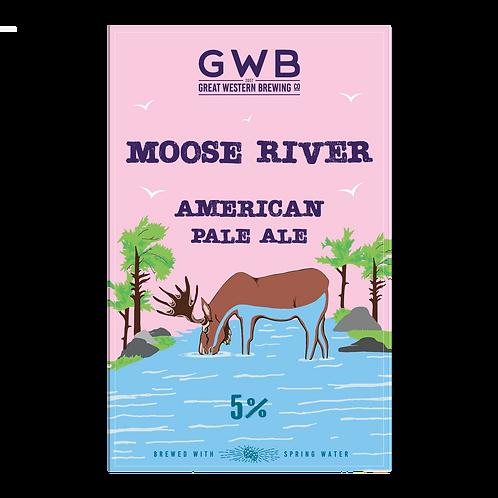 Draft Moose River 5.0%