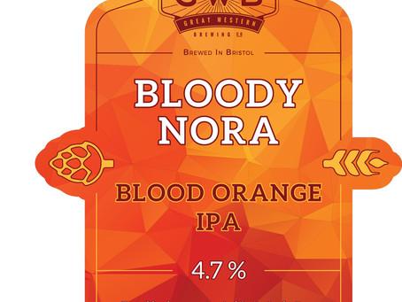 Brew News | New Beer Blood Orange IPA!