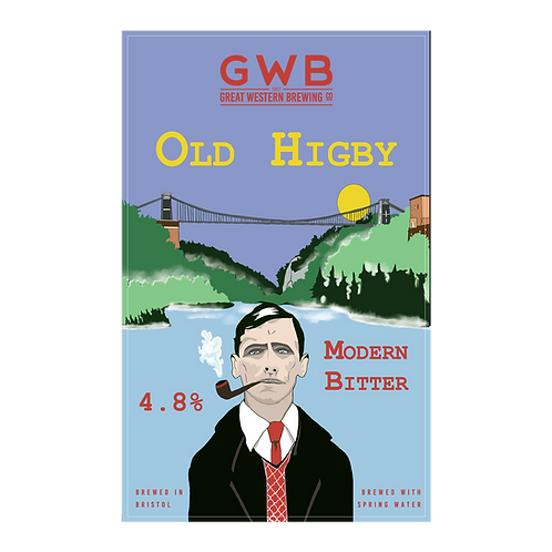 Draft Old Higby 4.8%