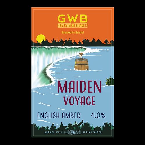 Draft Maiden Voyage 4.0%