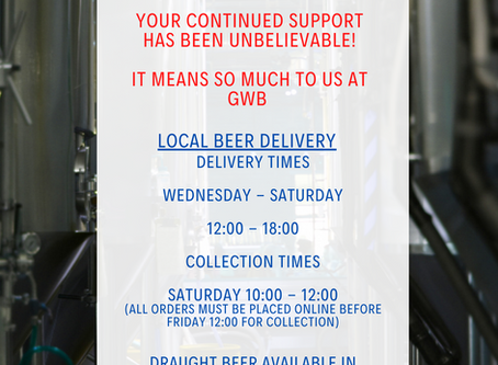 Beer Shop | Thank You!