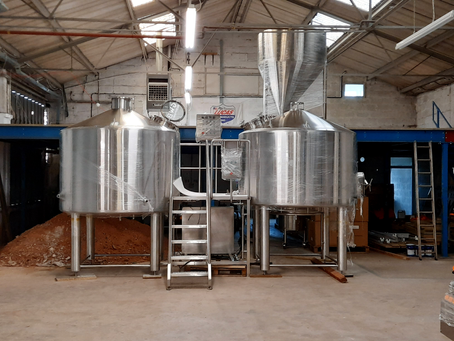 👷‍♀️ Brewery Update 🔨