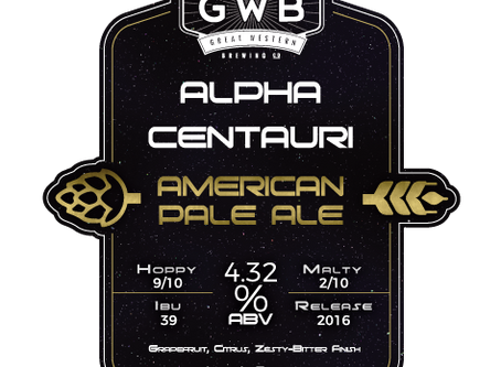 Brew News | Alpha Centauri