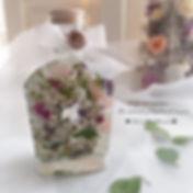 ._herbarium♡ _小花のハーバリウム♡_._可愛い小花を瓶の中に閉じ込
