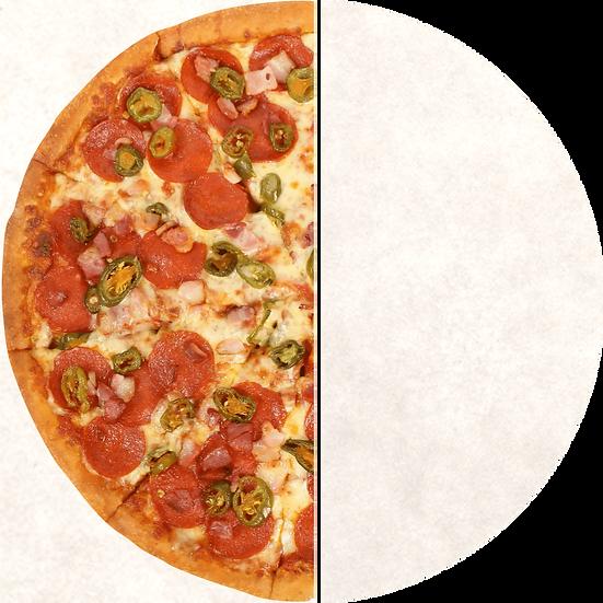 Pergano Pizzapapier weiß