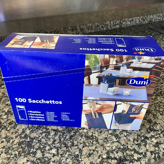 Duni Sacchettos 100 Stück