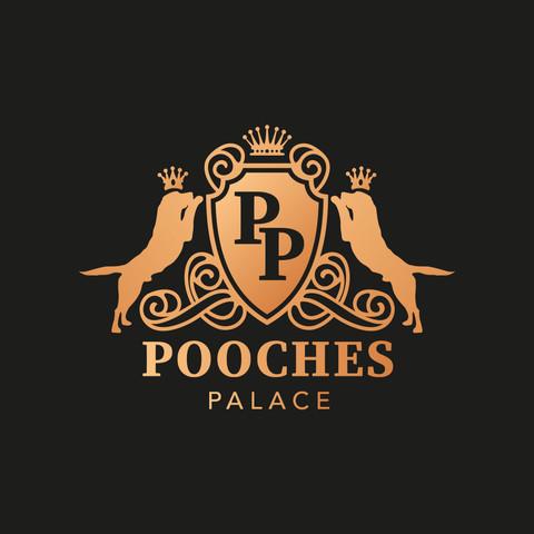Pooches Palace Logo
