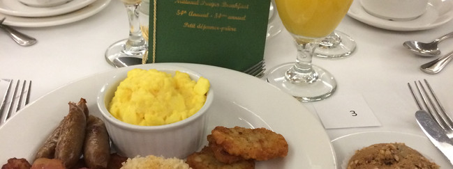 54th National Prayer Breakfast
