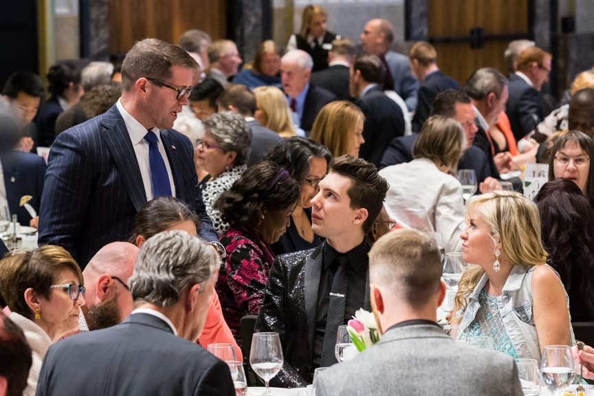 2018 Leadership Dinner