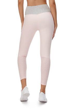 All Fenix Laser Line Legging (Pink)