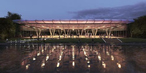 Luftschiffhafen        I        Radius Ingenieure/HPDA Architects
