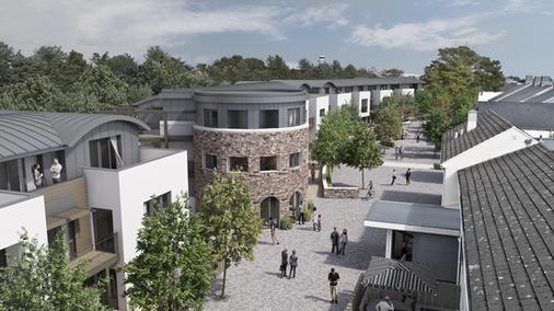 Les Ormes JE3    I  Bosdet Foundation  I  Riva Architects