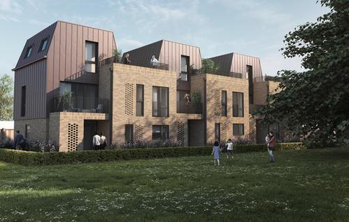 Gloucester Close NW10  I  Jerram Falkus  I  ATP Architects