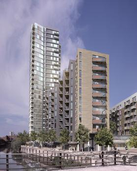 High Street Stratford E15  I  Toynbee HA  I  Stockwool Architects