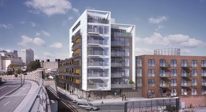 Lanrick Road E14  I  Telford Homes  I  RMA  Architects  Ltd.