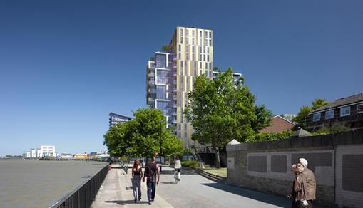 Mast Pond Wharf SE18  I  Albany Group  I  ACA Architects