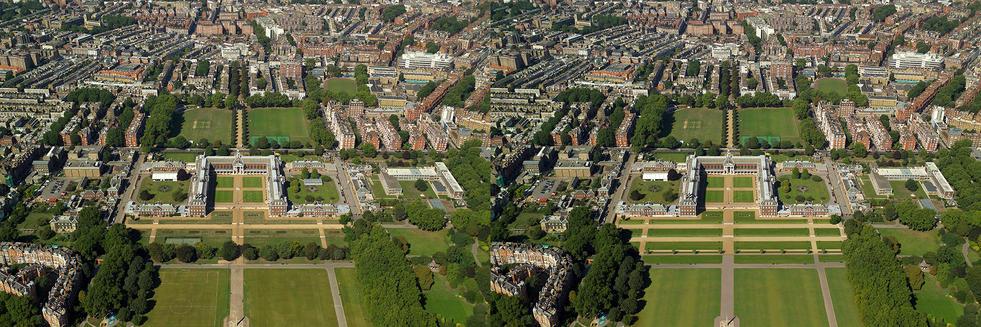Royal Hospital Chelsea SW3  I  RHS  I  Dominic Lawson Planning