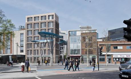 The Broadway Stratford E15  I   Stockwool Architects