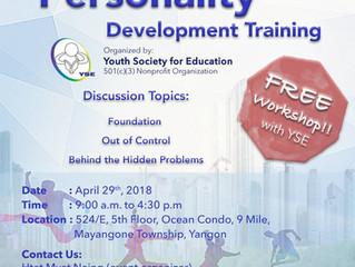 Personality Development Training