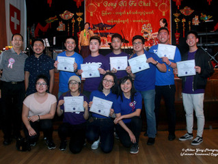 Chinese New Year Event Volunteering