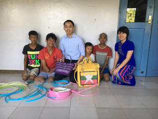 A Visit to Yadanar Community Child Care Center