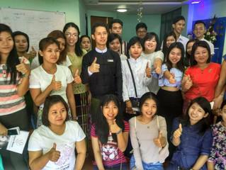 Personal Development Workshop (Yangon)