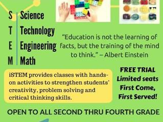iSTEM and Future Scientists!