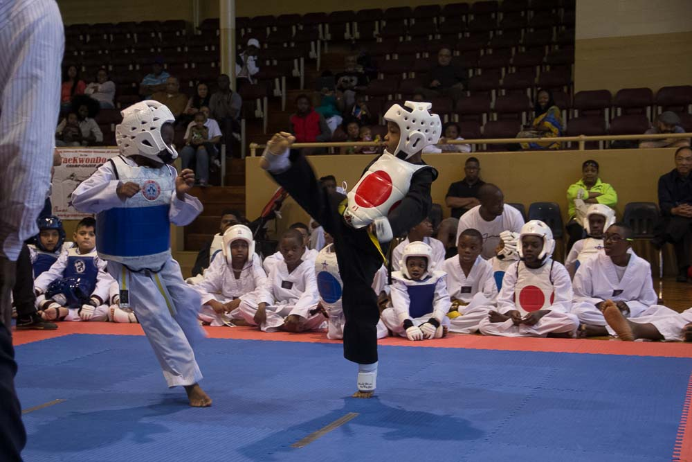 Taekwondo Youth Tournament
