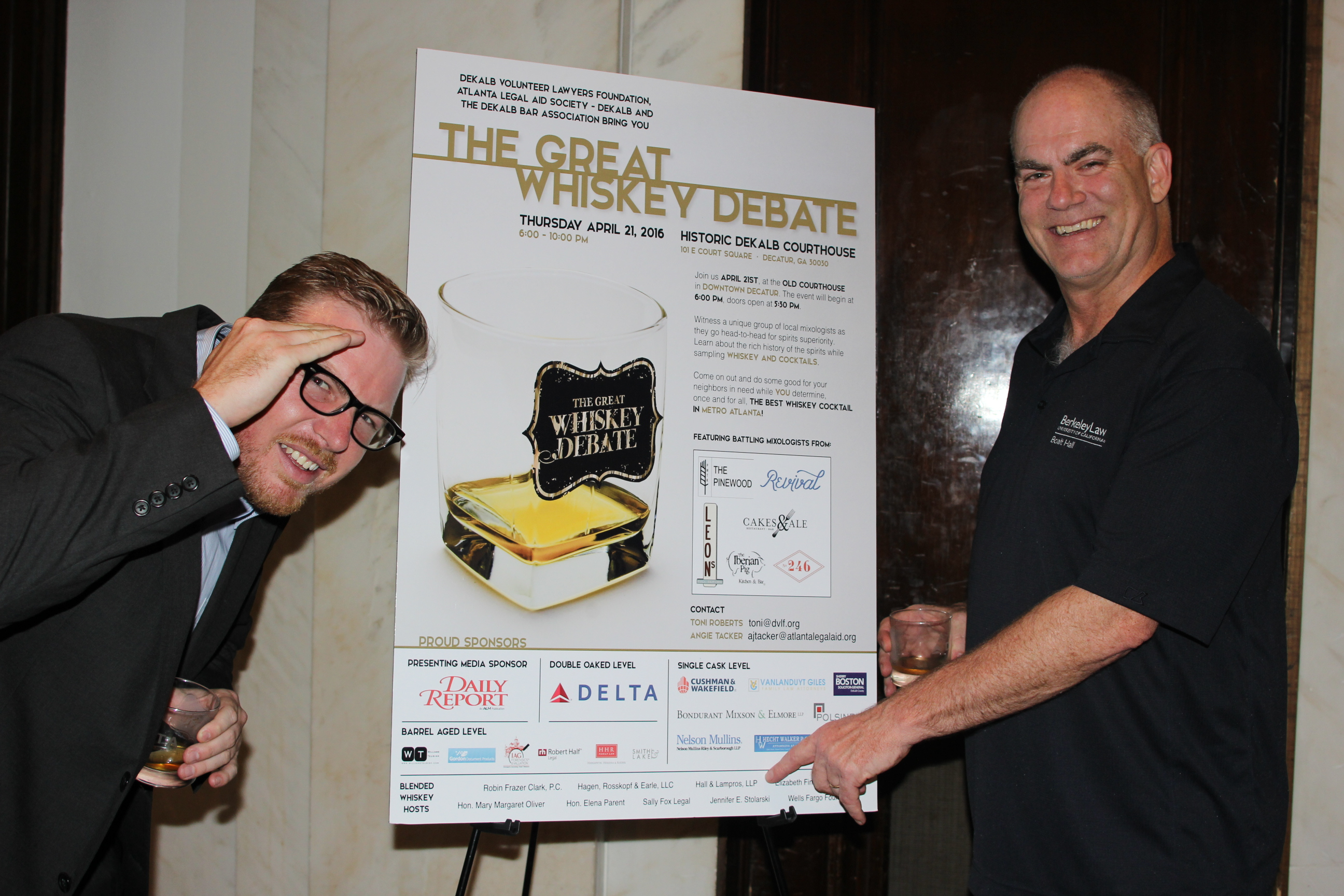DVLF-The Great Whisky Debate