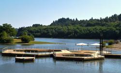 bassins flottants Aurillac