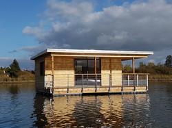 maison sur l'eau Langatte