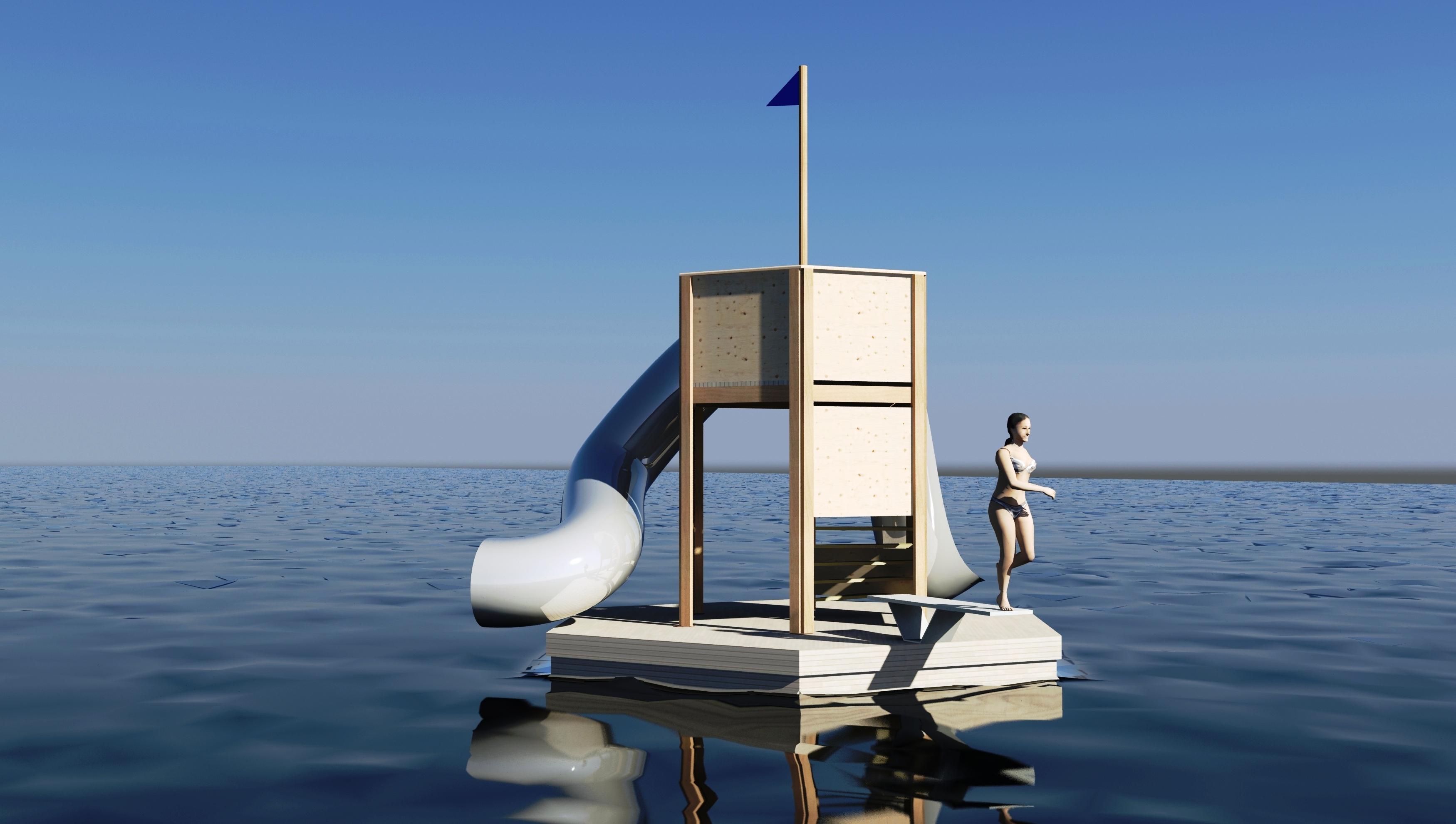concept plate-formes flottantes