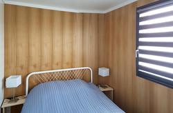 chambre à coucher lodge flottant