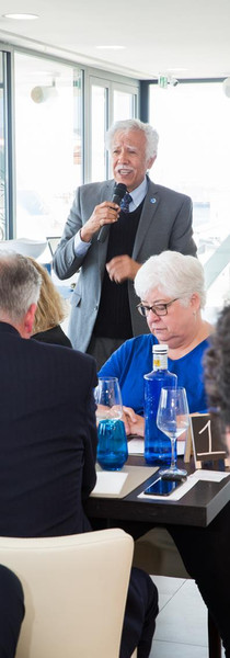 Sister Citites Organization Committee launch at Bistro Point