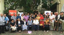 5th annual network meeting in Melaka