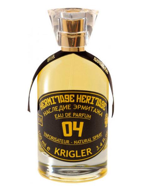 HERMITAGE HERITAGE 04 by KRIGLER 5ml Travel Spray OUD TRUFFLE NUTMEG