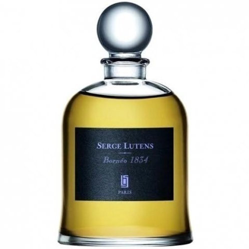 BORNEO 1834 by SERGE LUTENS 5ml Travel Spray Perfume Labdanum Cacao