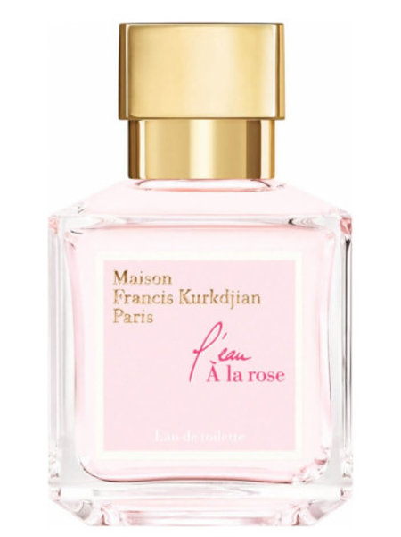 L'EAU A LA ROSE by MFK 5ml Travel Spray Perfume Litchi Pear Violet