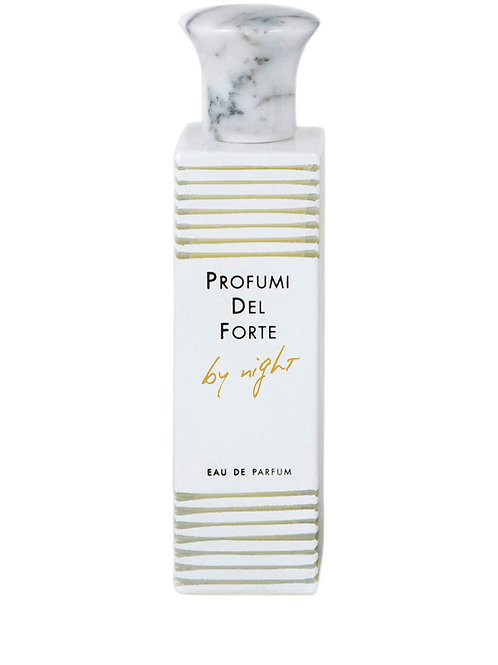 by NIGHT WHITE by PROFUMI DEL FORTE 5ml Travel Spray Lemon Heliotrope Pepper