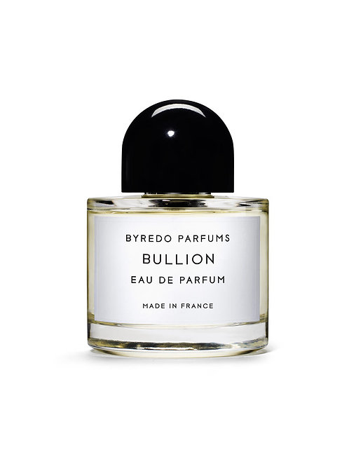 BULLION by BYREDO 5ml Travel Spray PEPPER PLUM SANDALWOOD MUSK