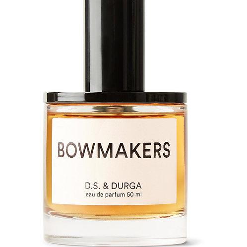 BOWMAKERS by D.S DURGA 5ml Travel Spray WALNUT LEATHER GAIAC