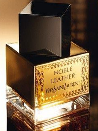NOBLE LEATHER by YSL 5ml Travel Spray Amberwood Patchouli Saffron