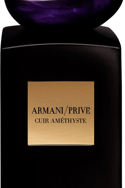 CUIR AMETHYSTE by ARMANI/Prive 5ml Travel Spray Coriander Whiskey Incense