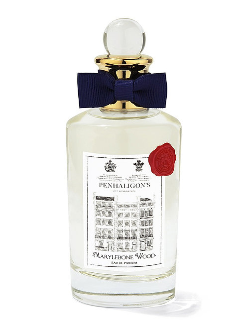 MARYLEBONE WOOD by PENHALIGON'S 5ml TRAVEL SPRAY Cedar Amber