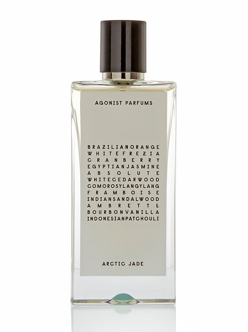 ARCTIC JADE by AGONIST 5ml Travel Spray Orange Cranberry Vanilla Cedar PARFUM