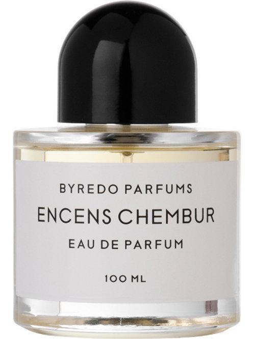 ENCENS CHEMBUR by BYREDO 5ml Travel Spray Elemi Amber Ginger Musk Perfume