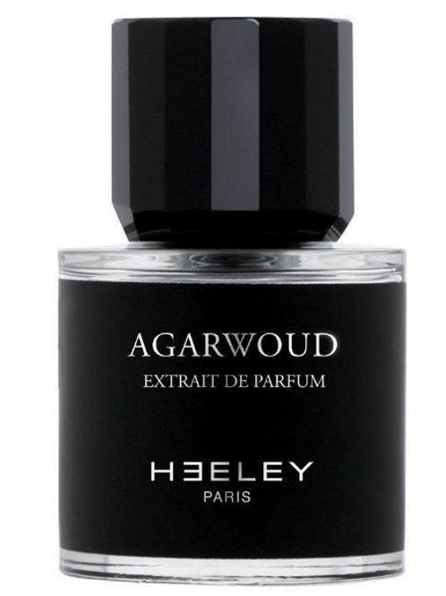 AGARWOUD EXTRAIT by HEELEY 5ml Travel Spray Oud Parfum Aoud Benzoin Amber