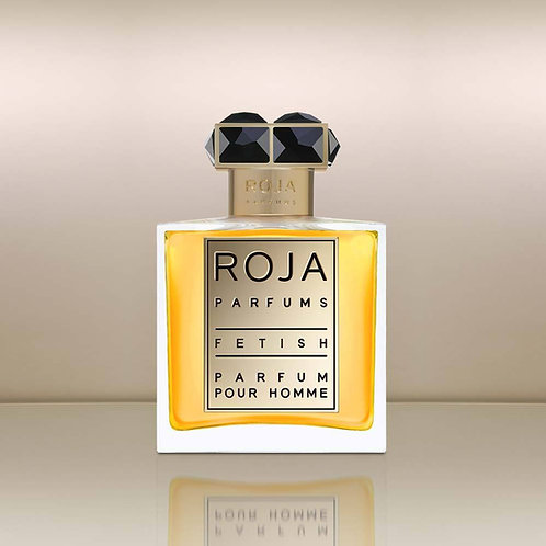 FETISH by ROJA DOVE 5ml Travel Spray Pepper Ambergris Leather HOMME