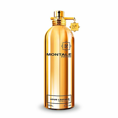 AOUD LEATHER by MONTALE 5ml Travel Spray Perfume PEPPER SAFFRON OUD